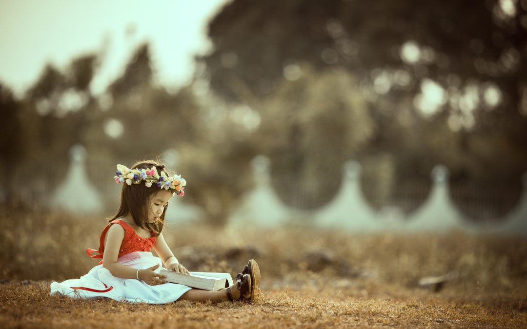 Jak nauczyć małe dziecko czytać?